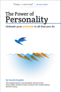 Power of personality cover